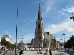 Eglise Saint-Christophe - Deutsch: Sankt Christoph-Kirche in Tourcoing (Frankreich).