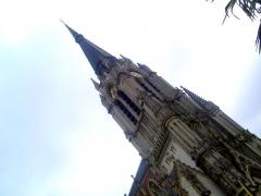 Eglise Saint-Christophe - Français:   Cette église se trouve au centre de Tourcoing (59)