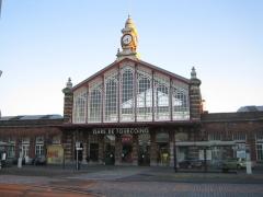 Gare - Français:   Gare de Tourcoing