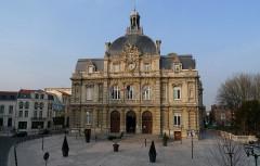 Hôtel de ville - English: Tourcoing, Town Hall