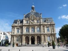 Hôtel de ville - Deutsch: Rathaus in Tourcoing (Frankreich).