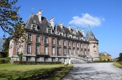Château -  Château de Trélon