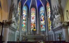 Eglise Saint-Gilles - English: église St Gilles