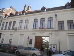 Maison natale du Général de Gaulle, actuellement musée -  Charles de Gaulle's house, Lille