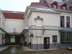 Maison natale du Général de Gaulle, actuellement musée -  La maison natale de Charles de Gaulle à Lille (Nord).