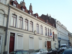 Maison natale du Général de Gaulle, actuellement musée - English: Charles de Gaulle birth house in Lille, now a national museum