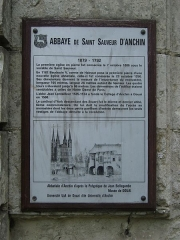 Ancienne abbaye d'Anchain - Français:   Plan de l\'Abbaye d\'Anchin en 1792 à Pecquencourt