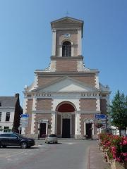 Eglise Sainte-Rictrude - English: Marchiennes (Nord, Fr) église