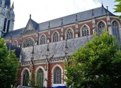Eglise Saint-Joseph - Deutsch: Kirche St. Joseph, Roubaix, Département Nord, Region Oberfrankreich (ehemals Nord-Pas-de-Calais), Frankreich
