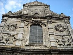 Eglise Saint-Jacques-le-Majeur et Saint-Ignace - Français:   Aire-sur-la-Lys: Église Saint-Jacques le Majeur et Saint-Ignace