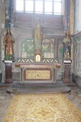Eglise Saint-Pierre - English: Interior of collégiale Saint-Pierre, in Aire-sur-la-Lys, Pas-de-Calais, France.