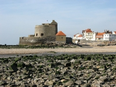 Fort Vauban dit Fort Mahon -  Ambleteuse