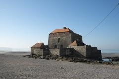 Fort Vauban dit Fort Mahon - Deutsch: Fort d'Ambleteuse, auch Fort Mahon oder Fort Vauban, in Ambleteuse im Département Pas-de-Calais (Hauts-de-France/Frankreich)