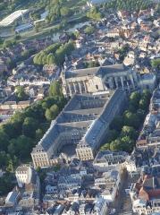 Ancienne abbaye de Saint-Waast - Abbaye Saint Vaast