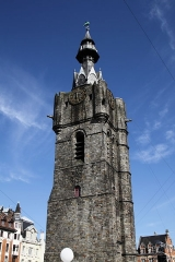 Beffroi - English: Belfry of Béthune