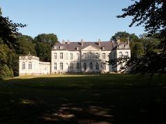 Château - English:   Castel of Bomy