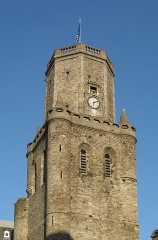 Beffroi - English: Boulogne-sur-Mer (département du Pas-de-Calais, France): the belfry
