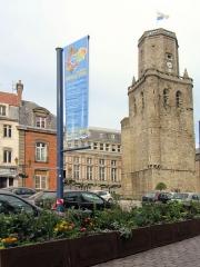 Beffroi -  Belfried von Boulogne-sur-Mer Denkmalgeschützt seit 1999