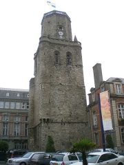 Beffroi -  Beffroi de Boulogne-sur-Mer.