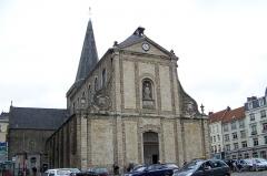 Eglise Saint-Nicolas -  Boulogne, Church of Saint Nicolas