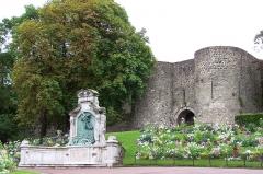 Porte des Degrés -  Boulogne, The gate of the old town