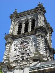 Eglise Saint-Martin - English: St.Martin's church, in Carvin, Pas-de-Calais, en:France.