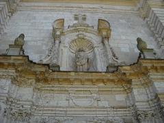 Eglise Saint-Martin - English: The portal of St.Martin's church, in Carvin, Pas-de-Calais, en:France.