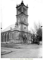 Eglise Saint-Martin - English: Carvin Church Saint Martin