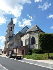 Eglise Saint-Léger - English:   Fauquembergues (Pas-de-Calais, Fr) église Saint-Léger