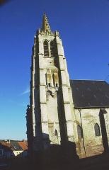 Eglise Saint-Léger - Français:   Église de Fauquembergues.