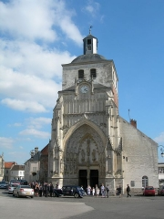 Eglise Saint-Saulve -  Church at Montreuil - Wedding Bells!