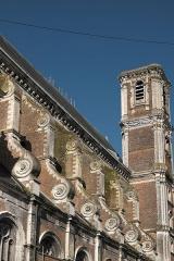 Ancien collège des Jésuites Wallons, actuellement lycée Alexandre-Ribot - Deutsch: Chapelle des Jésuites in Saint-Omer im Département Pas-de-Calais (Hauts-de-France/Frankreich)