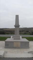 Monument de la Légion d'Honneur dit Pierre Napoléon -  Allée d'honneur