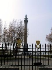Colonne de la Grande Armée de Boulogne -  la colonne Napoléon