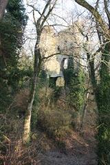 Château Saint-Clair - Français:   La tour Saint-Clair, vestige du château de Derval.