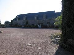 Château de Careil - English: Military side of the castle of Careil, Guérande, France