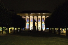 Bourse de commerce -  L'ancienne bourse de Nantes