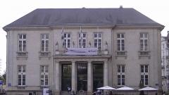 Bourse de commerce - English: Palais de la Bourse, Nantes, now a FNAC store