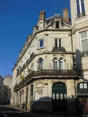 Hôtel Garreau - Français:   Hôtel Garreau
