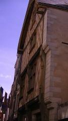 Maison - English: 7 rue de la Juiverie, Nantes