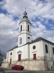 Eglise Saint-Martin-de-Chantenay - Brezhoneg: Iliz Sant-Varzhin e Naoned, Bro-Naoned, Breizh.