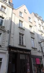Auberge de la Tête Noire - Français:   Auberge de la Tête noire, Angers.