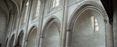 Eglise de la Trinité - English: Eglise de la Trinité; Angers, Pays de la Loire, Maine-et-Loire, France;; ref: PM_094038_F_Angers;; Photographer: Paul M.R. Maeyaert; www.pmrmaeyaert.eu; © Paul M.R. Maeyaert; pmrmaeyaert@gmail.com; Cultural heritage; Europeana; Europe/France/Angers;