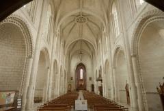 Eglise de la Trinité - English: Eglise de la Trinité; Angers, Pays de la Loire, Maine-et-Loire, France;; ref: PM_094042_F_Angers;; Photographer: Paul M.R. Maeyaert; www.pmrmaeyaert.eu; © Paul M.R. Maeyaert; pmrmaeyaert@gmail.com; Cultural heritage; Europeana; Europe/France/Angers;