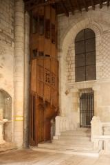 Eglise de la Trinité - English: Eglise de la Trinité; Angers, Pays de la Loire, Maine-et-Loire, France;; ref: PM_094045_F_Angers;; Photographer: Paul M.R. Maeyaert; www.pmrmaeyaert.eu; © Paul M.R. Maeyaert; pmrmaeyaert@gmail.com; Cultural heritage; Europeana; Europe/France/Angers;