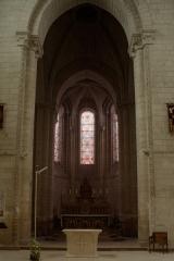 Eglise de la Trinité - English: Eglise de la Trinité; Angers, Pays de la Loire, Maine-et-Loire, France;; ref: PM_094055_F_Angers;; Photographer: Paul M.R. Maeyaert; www.pmrmaeyaert.eu; © Paul M.R. Maeyaert; pmrmaeyaert@gmail.com; Cultural heritage; Europeana; Europe/France/Angers;