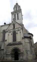 Eglise de la Trinité - English: Trinité church (Angers, France)