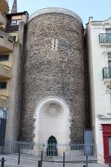 Ancien évêché ou Palais du Tau - Français:   Tour Villebon, Angers.