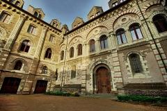 Ancien évêché ou Palais du Tau - Français:   Presbytère de la Cathédrale St Maurice - Angers