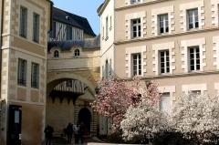 Logis Barrault -  Les châteaux de la Loire.
